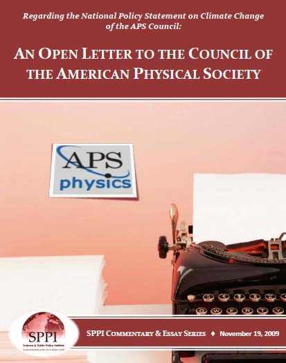American Physical Society image