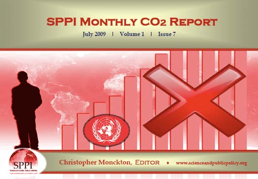SPII Monthly CO2 Report