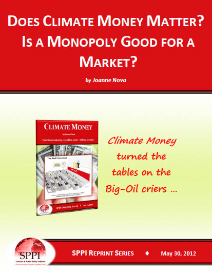 does_climate_money_matter
