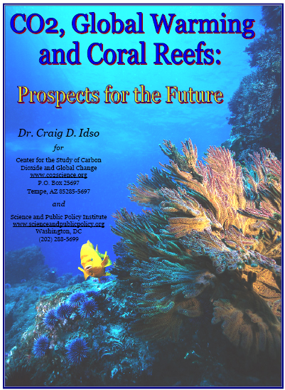 coral co2 warming prospects for the future
