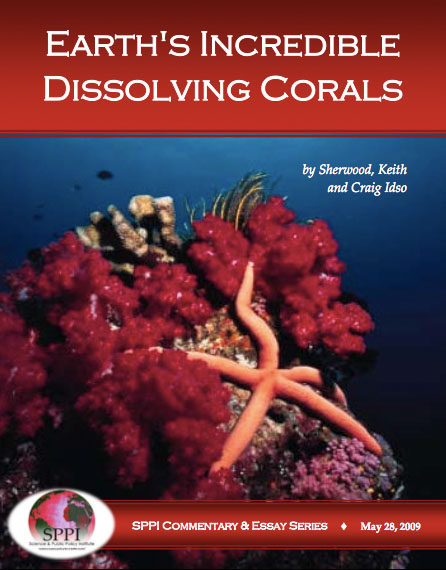 Earth's Incredible Dissolving Corals