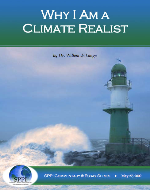 Why I Am A Climate Realist
