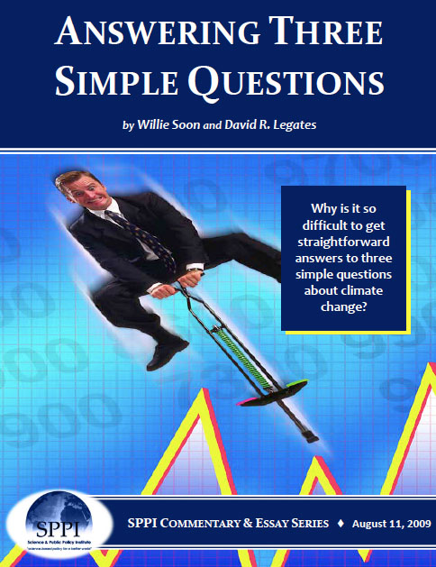 Answering Three Simple Questions
