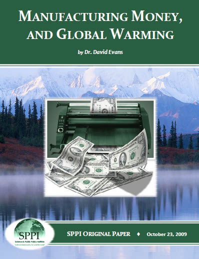 manufacturing money and warming image