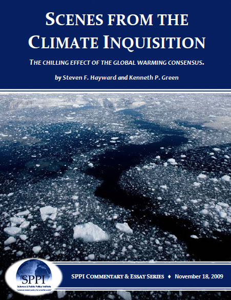 Hayward  Green-Scenes from the Climate Inquisition