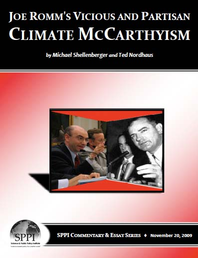 climate mccarthyism