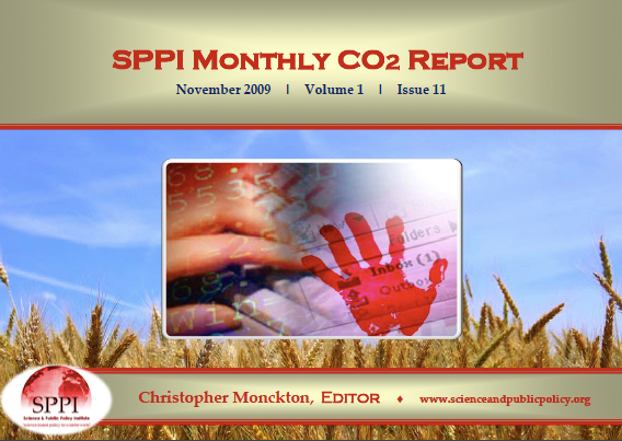 co2 report nov 09